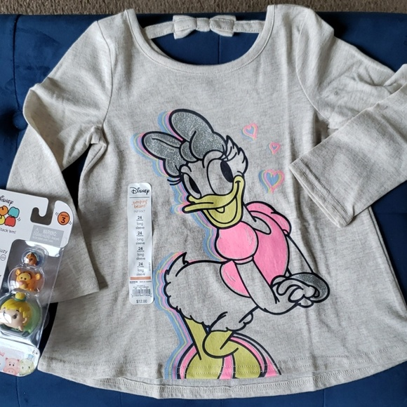DISNEY Really Cute Little TIGGER Long Sleeved Top Up to 3 Months NWT